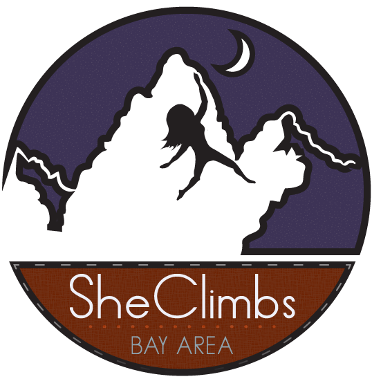 SheClimbs Bay Area
