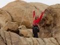 Laura on top of Minotaur